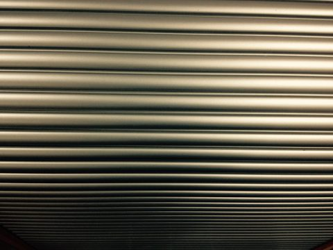 Les volets en métal : caractéristiques